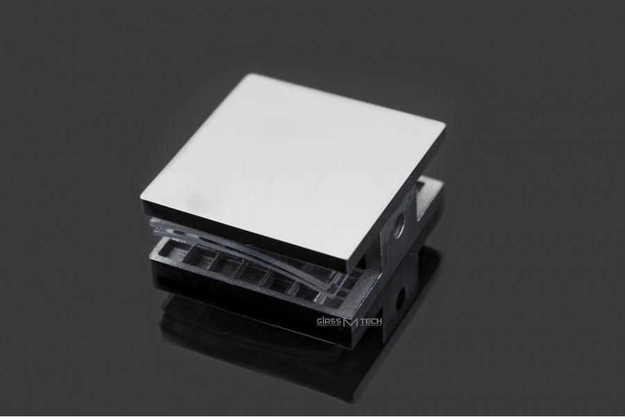 Соединитель G250s без фаски, стена/стекло, 90°