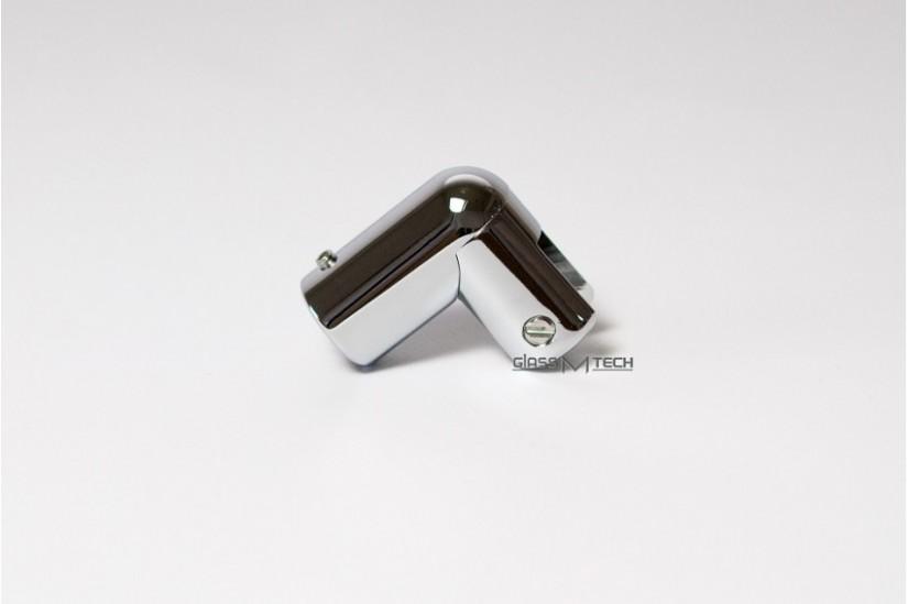 Соединитель G512 штанга/стекло, ø19 мм