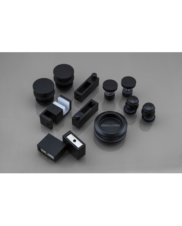 Раздвижная система ЕК-2202 Black SS