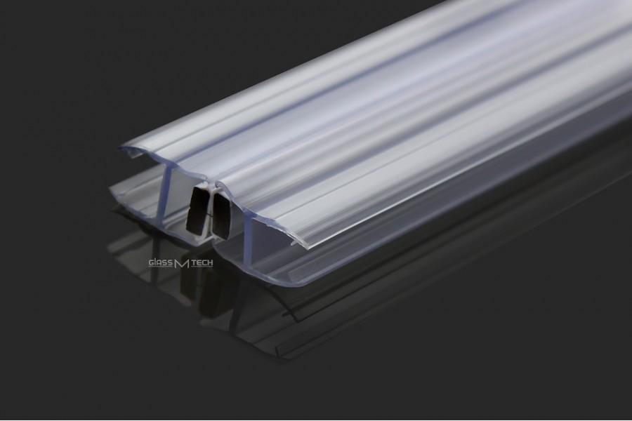 Уплотнитель G716, стекло/стекло, 180°