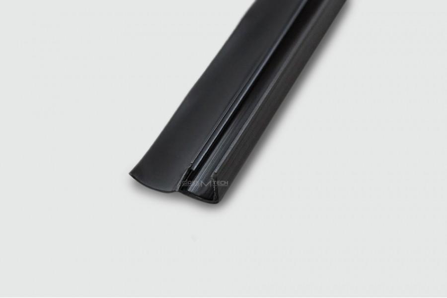 Уплотнитель G742, стена/стекло, 90°