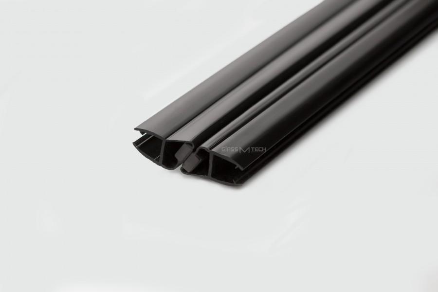 Уплотнитель G745, стекло/стекло, 135/180°
